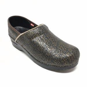 Women's Sanita Clogs Loafers Size 38 EU/ 7-7.5 US